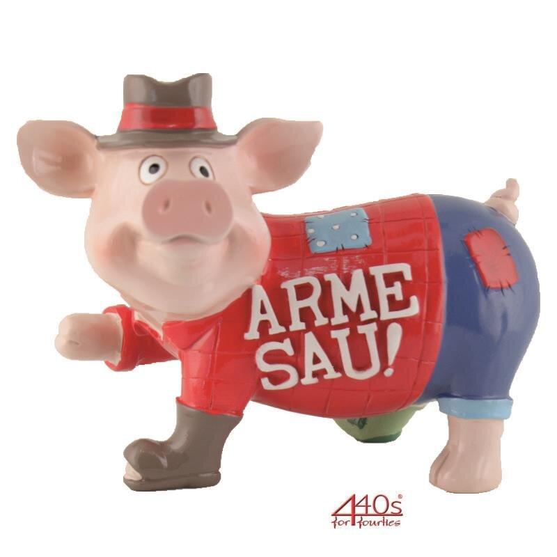 Gift-Company Sparschweini ARME SAU Größe M