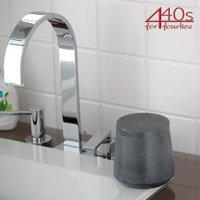 ZONE Aufbewahrungs-Gefäß ARCTIC, Speckstein, grau matt, ca. 10 cm H