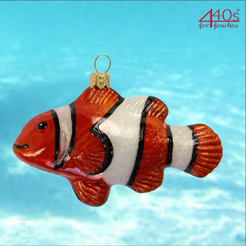 440s Christbaum-Hänger Clownfish | PP-1969