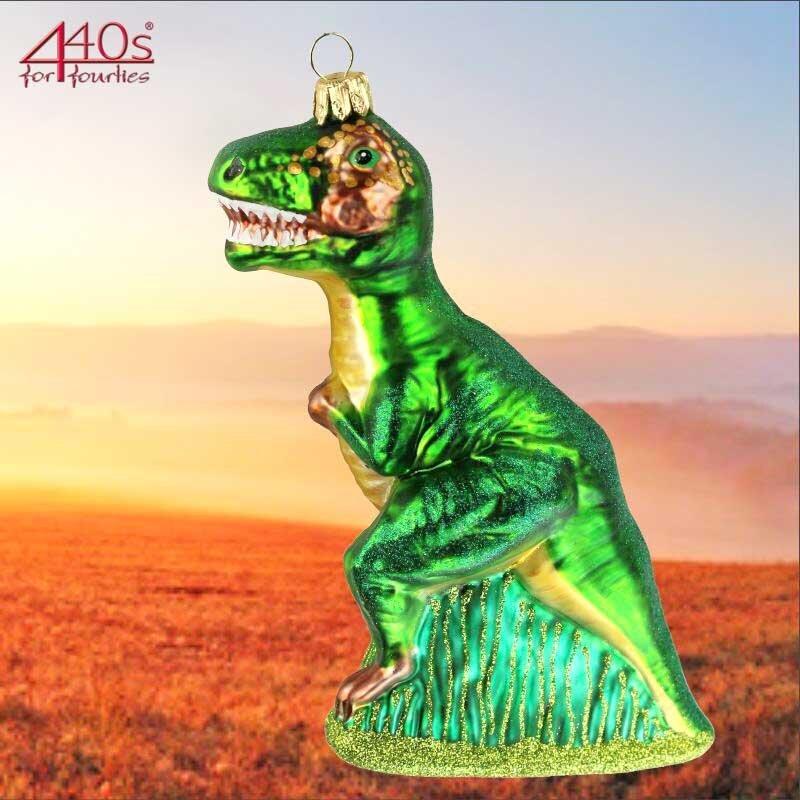 440s Christbaum-Hänger Dinosaurier Tyrannosaurus Rex | PP-1530