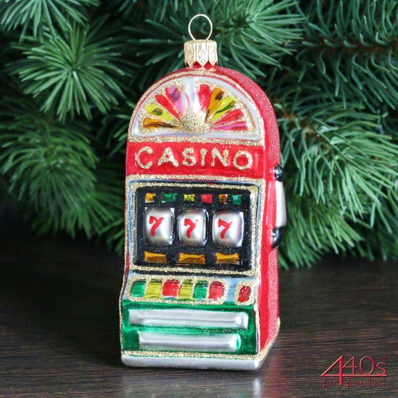 440s Christbaum-Hänger Spielautomat | PP-0622.11