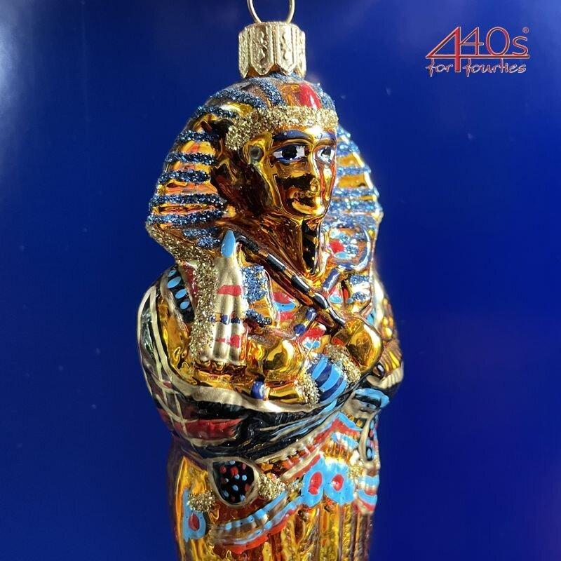 440s Christbaum-Hänger Sarkophag ägyptischer Pharao | PP-0647.13