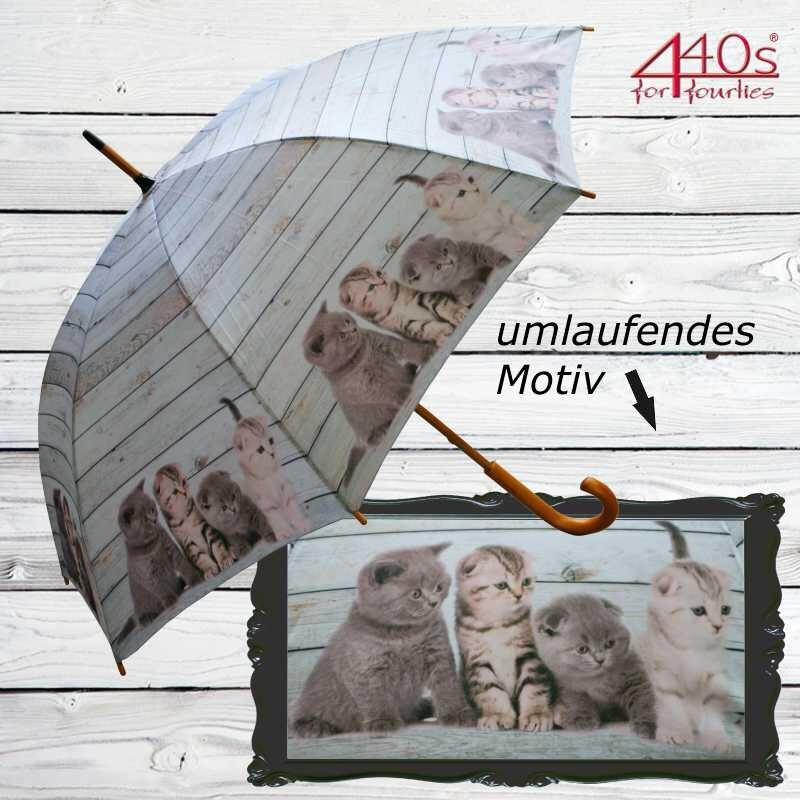 Mars & More Regenschirm Baby-Kätzchen | MM-BBPSKG